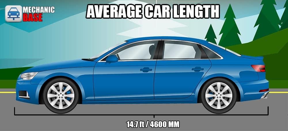 Average Car Length