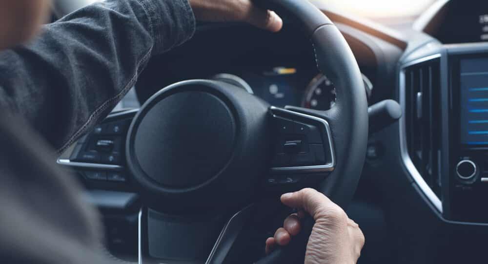 Break Steering Lock