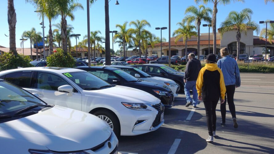 Buying Used Cars In Usa