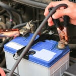 How to charge a car battery the best way