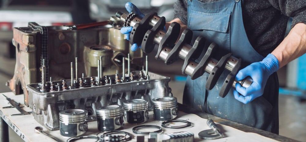 Car Engine Rebuild