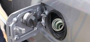 car fuel filling tank