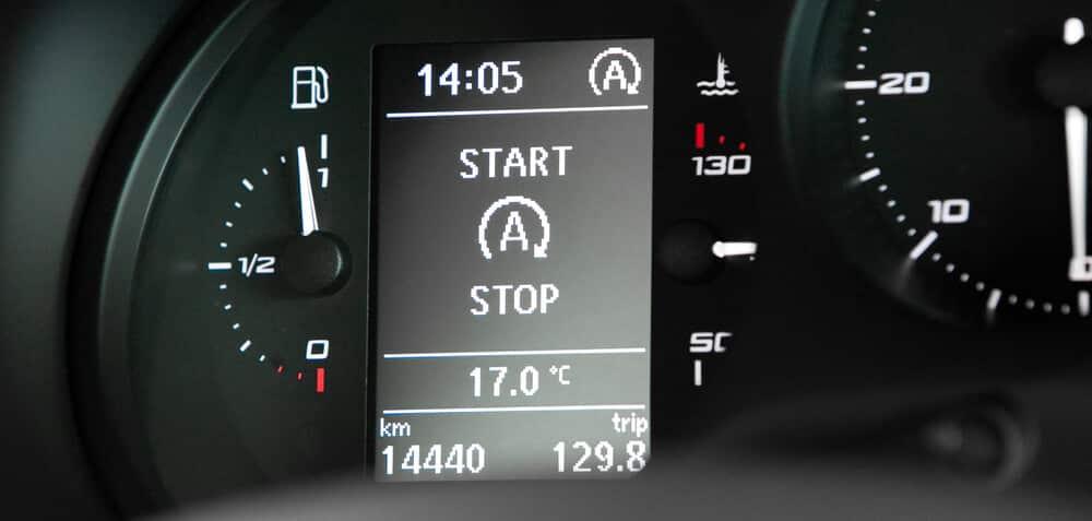 car start stop system