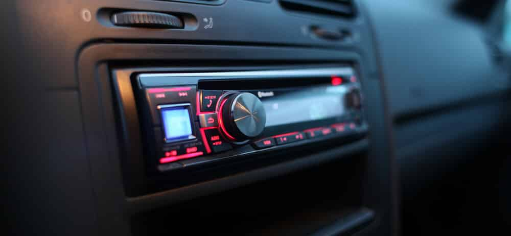 Car Stereo On
