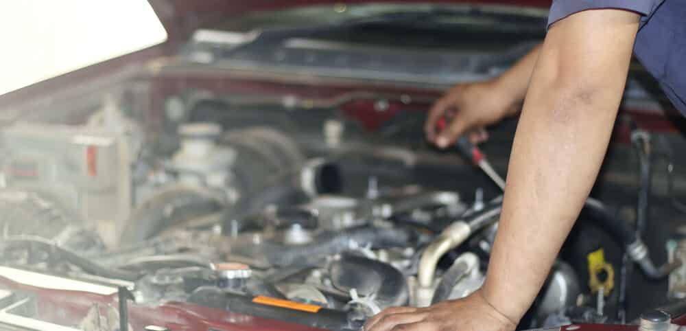 Diagnose Car Engine