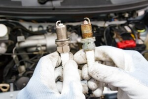 Good And Bad Spark Plug