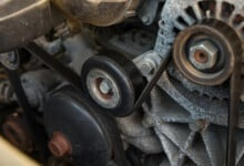 3 Causes of Idler Pulley Noise - Function, Location & Replacement Cost