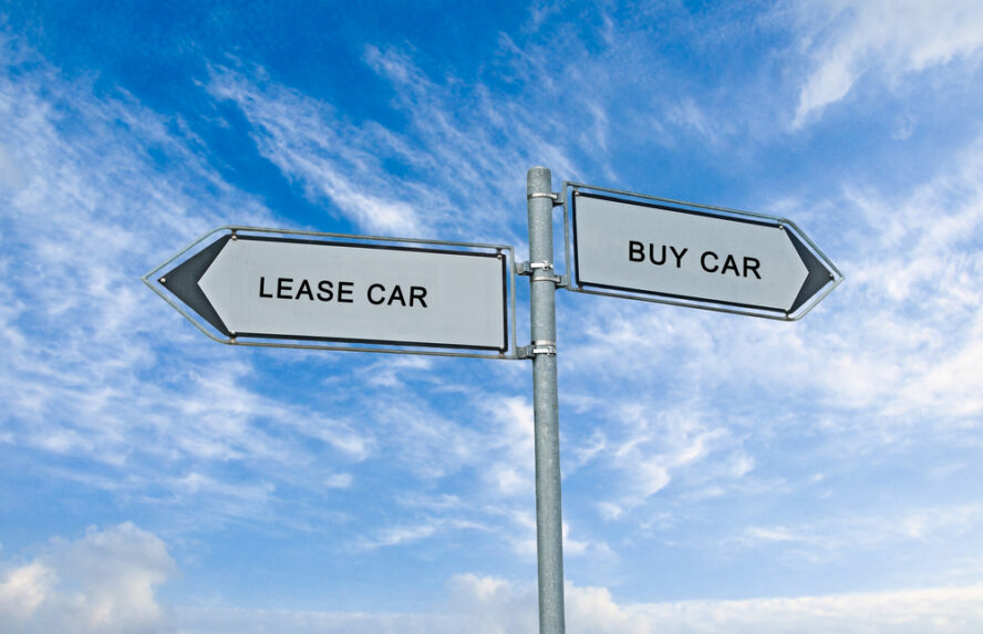 lease or buy car