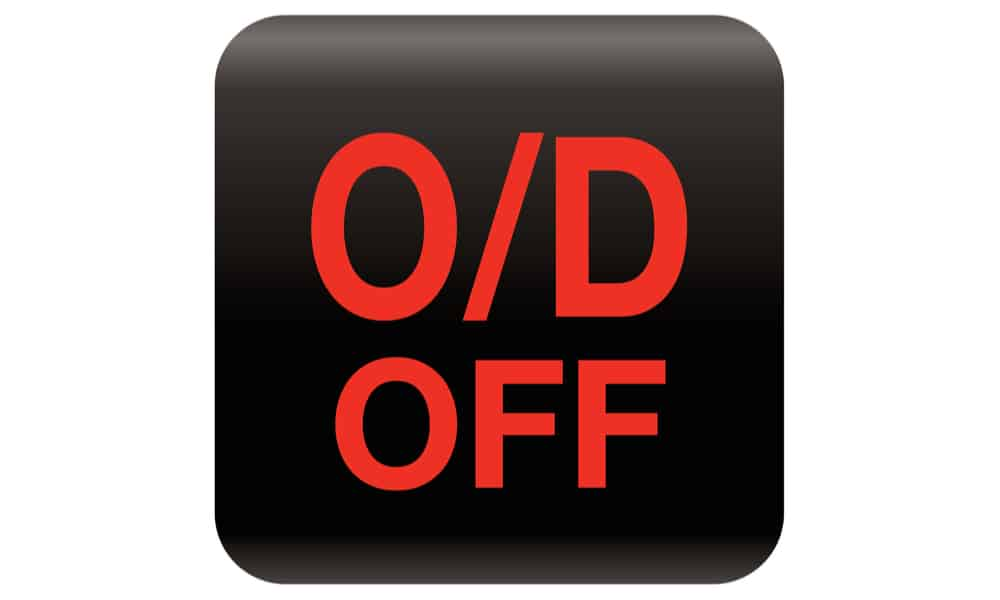 Overdrive Off