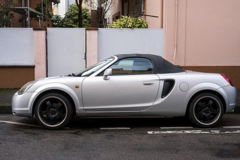 Roadster Car