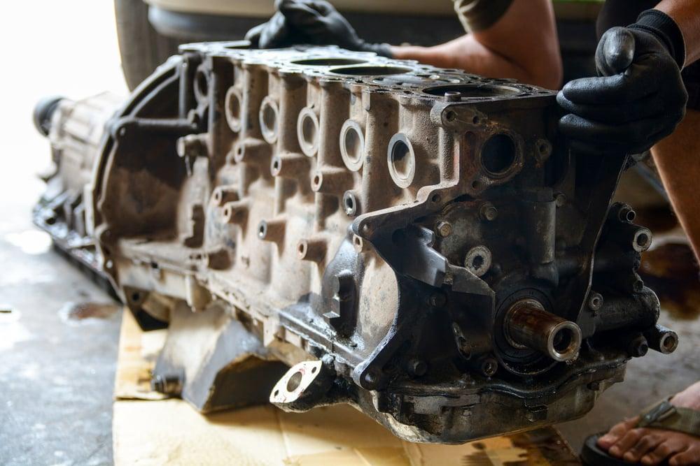 Short Block Vs Long Block Car Engine - Differences