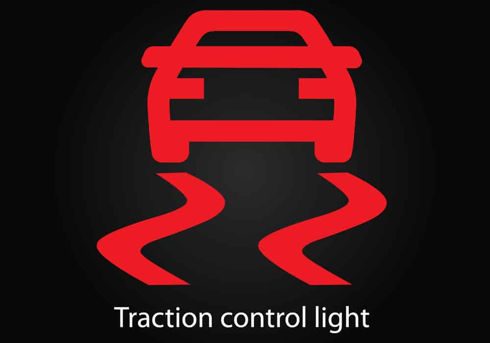 What Does the TCS Light Mean? (Traction Control System)