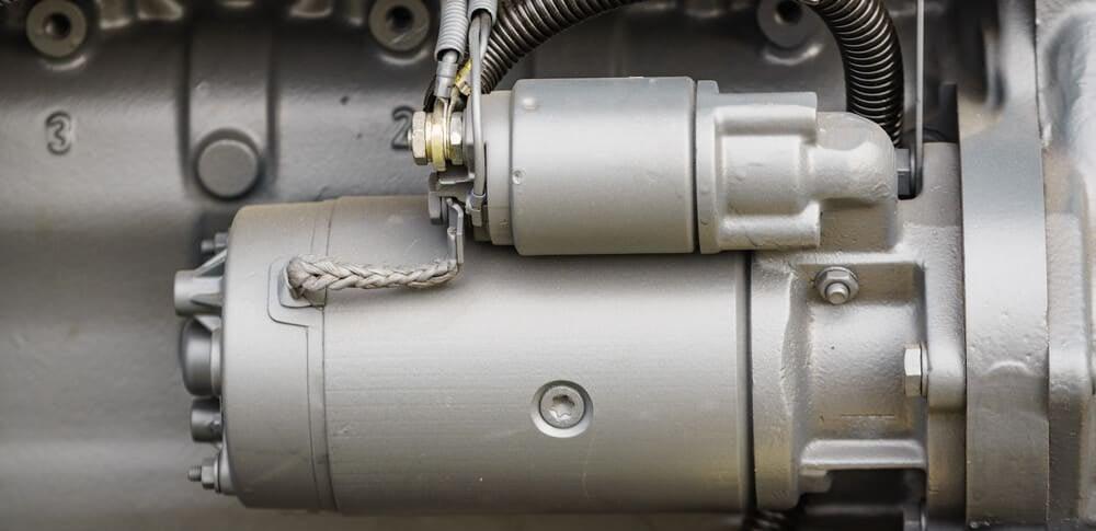 Test Starter Motor
