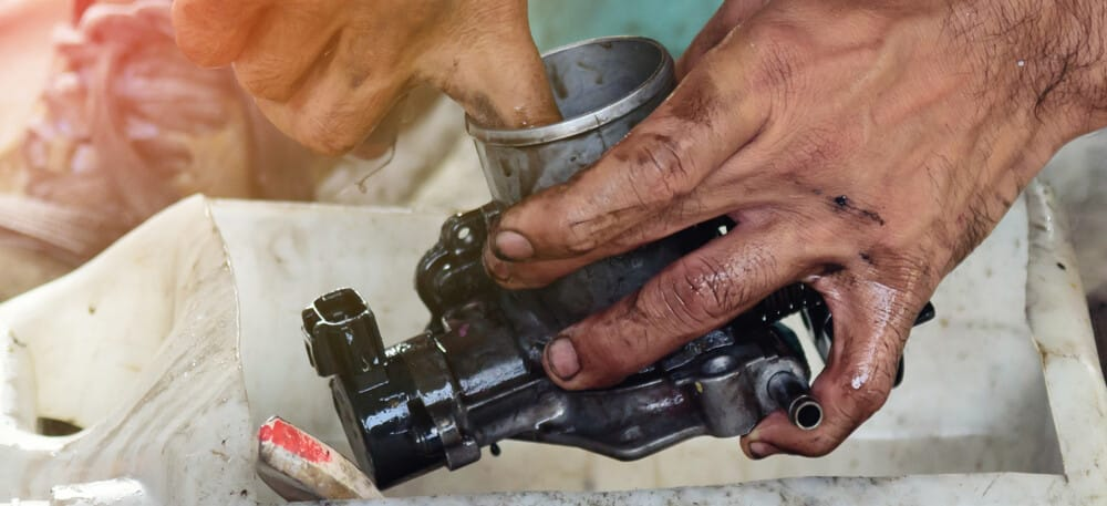 How to Clean a Throttle Body