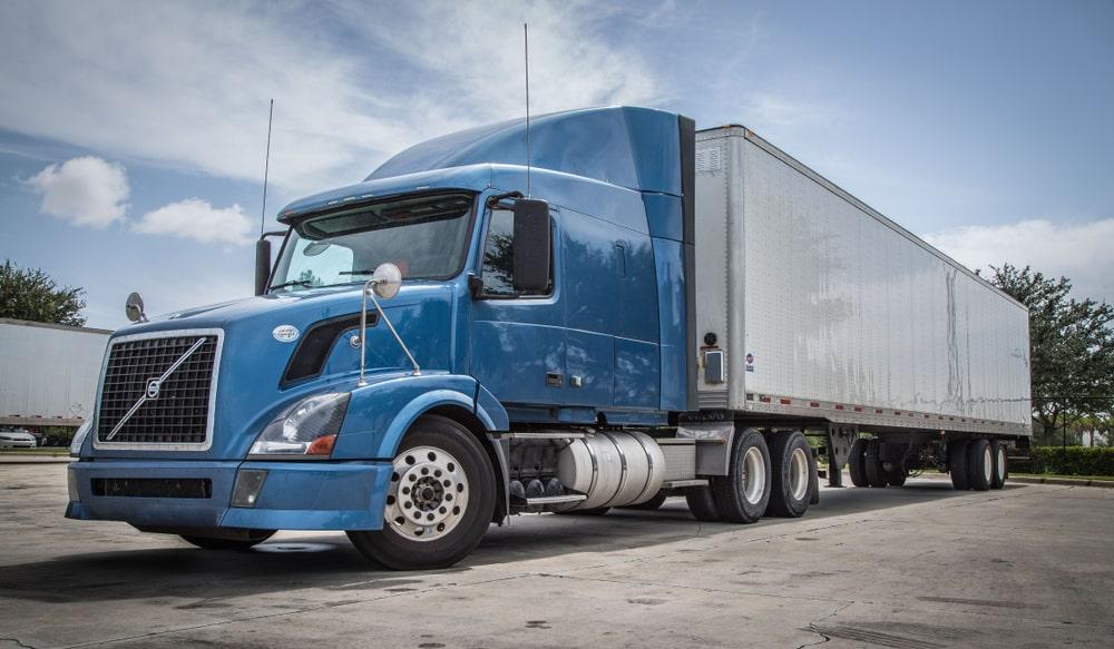 Volvo Big Truck
