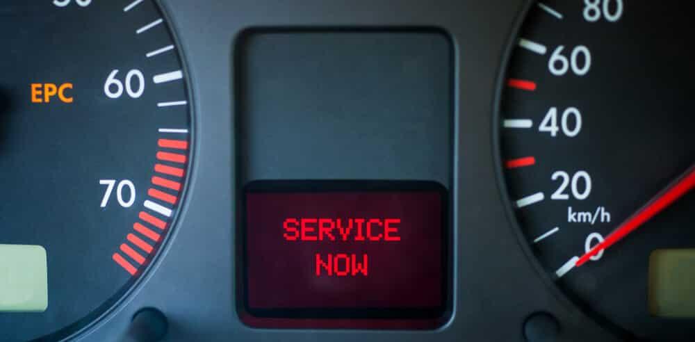 Vw Epc Light Service Now