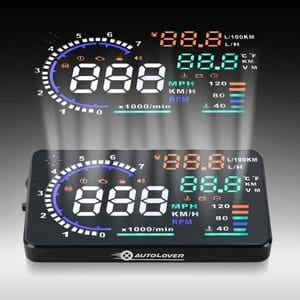 Autolover car head up display