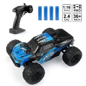 Bigfoot Truck Rc Car