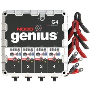 NOCO Genius G4 Smart Battery Charger