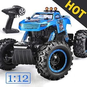 Nqd Remote Control Trucks Monster