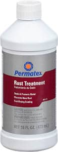 Permatex rust converter