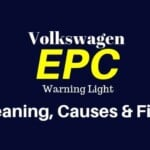 EPC Light on Audi & Volkswagen - Meaning, Causes & Fixes