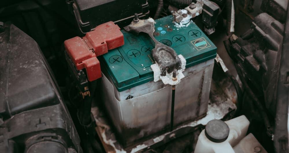 Bad Car Battery