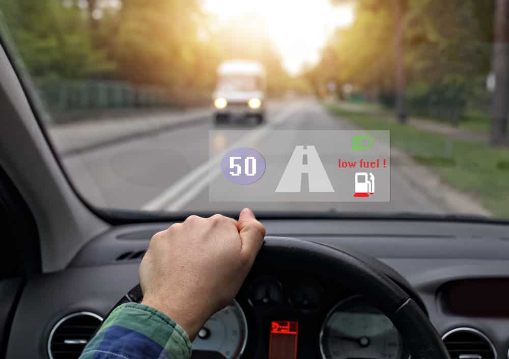 10 Best Head-Up Displays (Hud) For Cars