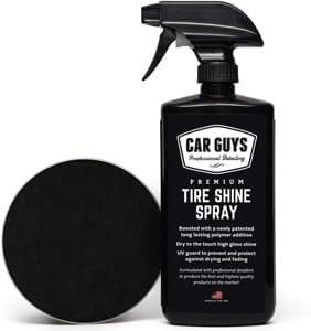 car guys tire shine