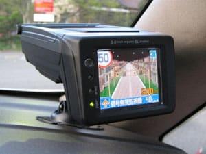 car radar detector