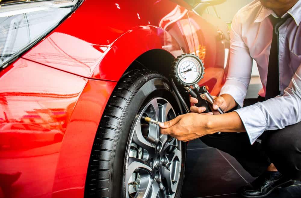 Check Car Tire Pressure