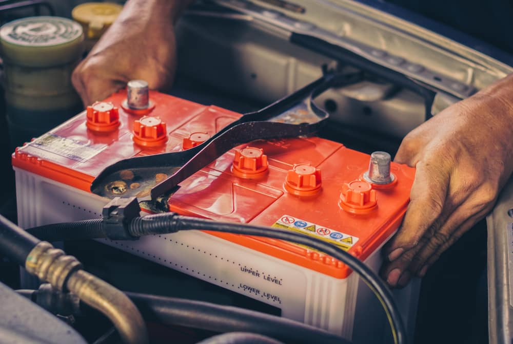 Disconnect Car Battery