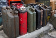 How to Dispose of Old Gasoline in 5 Easy Steps