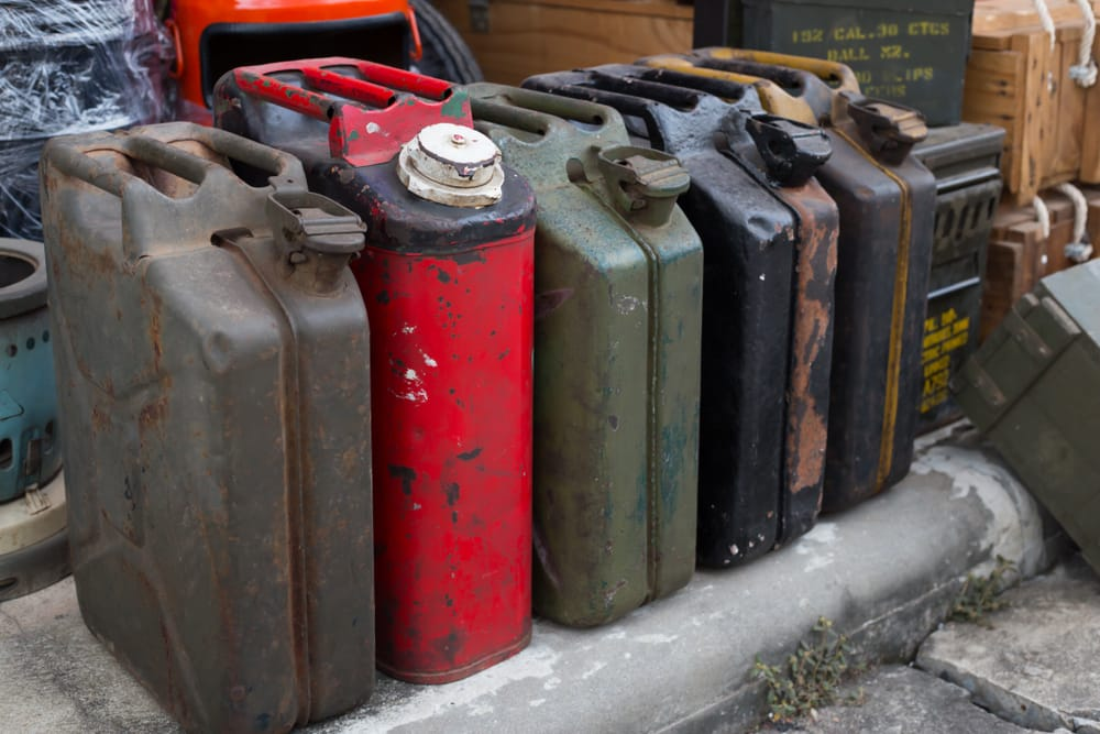 How to Dispose of Old Gasoline in a Safe Way