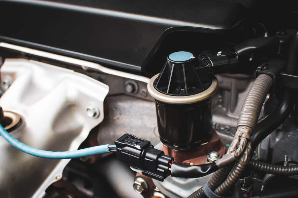 egr valve location