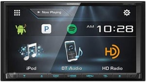 kenwood double din head unit