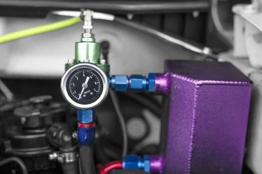 low fuel pressure
