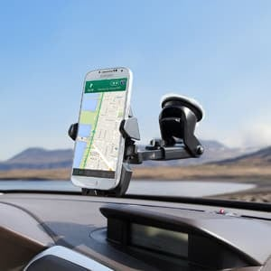 New Car Phone Mount
