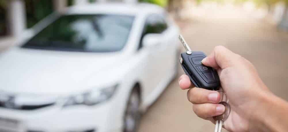 How to Unlock & Start a Car With a Dead Key Fob