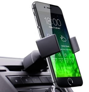 portable car phone mount