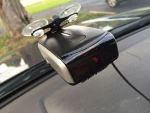 portable radar detector for car