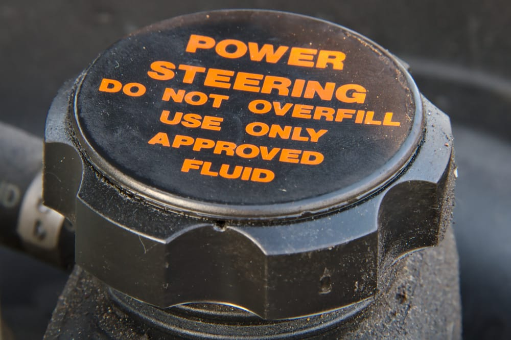 Power Steering Fluid - Types, How to Check & When to Change?