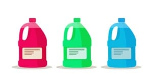 Red Blue Green Mix Coolants