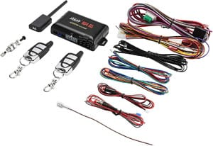 remote system for car