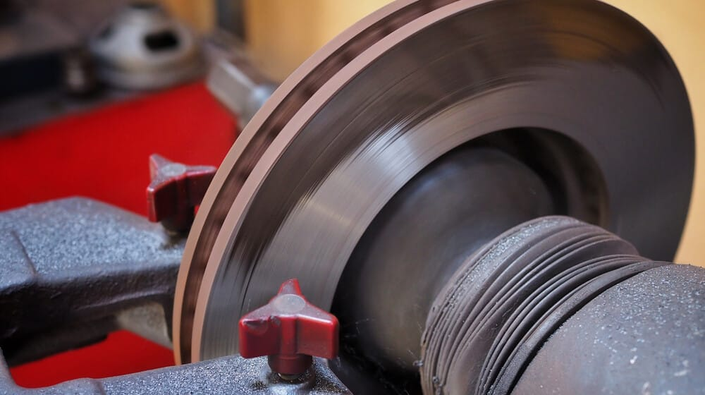 Resurfacing Brake Rotors