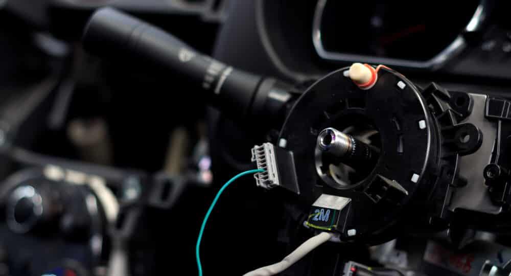 Steering Angle Sensor Location