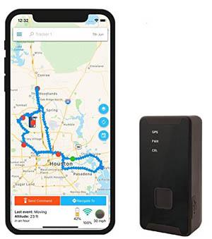 trendy car GPS tracker