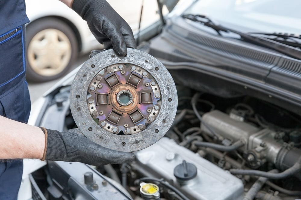 7 Symptoms of a Worn or Bad Clutch, Location & Replacement Cost