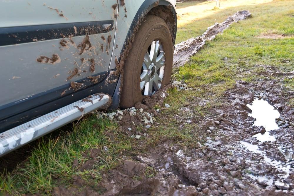 Car Mud