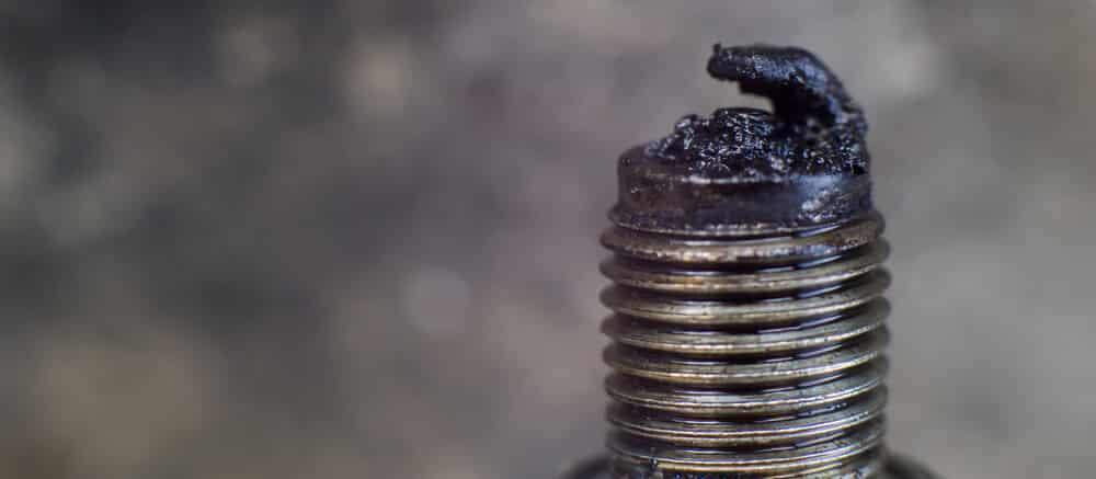 Oil Spark Plug